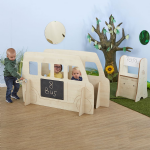 Double Toddler Bus Panel